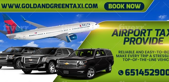 Airport Taxi Winsted MN